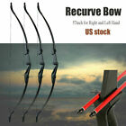 30/40lbs Adult Archery Recurve Bow Takedown Left Right Hand Shooting Practice US