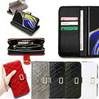 Buffett UP Wallet Case for Samsung Galaxy S10 S10+ S10e / S9 S9+ Plus / S8 S8+