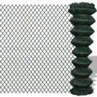 Wild Garden Chain Link Fence Wire Mesh Fencing Roll Galvanised Steel All Sizes