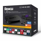 Roku Ultra 4670RW 4K Streaming Media Player Device with JBL Premium Headphones 4670rw device jbl media player premium roku streaming ultra with