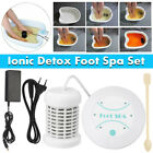 CE Approved Ionic Detox Foot No Basin Bath Spa Cleanse Machine Array Health Care