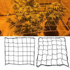 Durable Elasticated Scrog Net Mesh Hydroponics Grow Plant Support Tent 5 Sizes