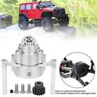 1x Rc Car Front Prefixal Gearbox Wheelbase For 1/10 Rc Crawler Replacement Parts