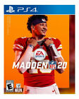 Madden NFL 20 (PS4) Complete! Free Shipping!