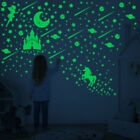 Star Wall Stickers Mixed Size Kids Art Nursery Home Kids Bedroom Decoration
