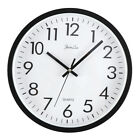 Movement Silent Clock 30cm Wall Clocks Quartz Clock Mechanism Wall Decoration UK