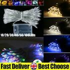10%2F20%2F30%2F40%2F50%2F100+LEDS+Christmas+Fairy+String+Lights+Indoor+Battery+Operated+UK