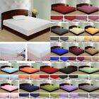 1000TC Egyptian Cotton 1 Qty Fitted Sheet Bottom Sheet Queen Size Only