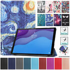 """Case for Lenovo Tab M10 HD 2nd Gen 10.1"""" TB-X306F Leather Cover Auto Sleep/Wake"""