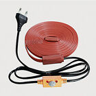 Safety Certified Electrical Freeze Protection Heater Wire Sensor Type 220V