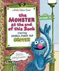 The Monster at the End of This Book (Sesame St) Little Golden Book Hardcover