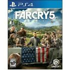 FARCRY 5 PS4 (Sony PlayStation 4) Comes with tracking and protected envelope