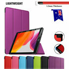 for apple ipad 6th 5th gen air 1 3 pro 10 5 shockproof leather smart case cover