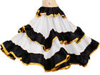 WomenWear Full Circle With Frill skirt Belly Dance Adult Wear Christmas 2020 S75