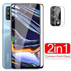 For Realme 7 Pro Camera Lens Film  Tempered Glass Full Cover Screen Protector