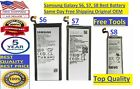 For Samsung Galaxy S6 |S7 S8 New Internal Battery Replacement With Tools USA Oem