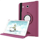PU Leather 360 Rotating Stand Flip Fullbody Case For Samsung Galaxy Tab S2 S3 S4
