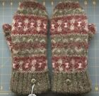 SWEATER MITTENS HANDMADE Of Recycled FELTED WOOL Sweaters FLEECE LINED YOU PICK