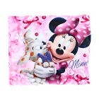 New Textiel Trade Girl's Minnie Mouse Reversible Tube Snood Scarf