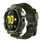 Galaxy Watch Active 2 Case Band 40mm UBPro Wristband Metal Clasp Rugged GShock