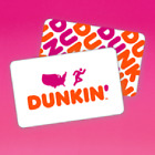 Dunkin' Donuts Gift Card (25% OFF!)  (In-Store Only!) For Sale