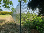 chain link fencing ,chain link fence , fence post , wire fence , mesh fence