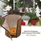 Outdoor Garden Anti Freezing UV Proof Plant Pot Protector Winter Protection