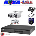 HIKVISION OEM 4CH HOME SECURITY KIT CCTV SYSTEM HD TURRET 1080P  NIGHT VISION