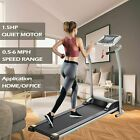 Mauccau Folding Treadmill for Home, Electric Treadmills w/LCD Display Exercise,