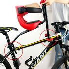 Front Bike Seat Bicycle Baby Carrier Chair Safety Stable Soft Saddle for Child
