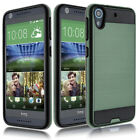 Brushed Armor Hybrid Dual Layer Protective Cover Hard Case For Mobile Cell Phone