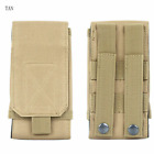 Women Men Universal 6 Inches Phone Case Pouch Tactical Military Molle Belt Bag
