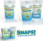 SNAPS!  Cloth-Like Wipes, Make Your Own Wet Wipes| from Intex DIY