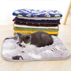 Pet Bed Mattress Dog Cushion Pillow Mat Washable Soft Winter Warm Blanket