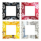 Protective Diy Acrylic Home Decor Frame Living Room Switch Sticker Waterproof