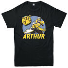 King Arthur T-Shirt,Legend of the Sword Fantasy Action Adventure Film Gifts Top