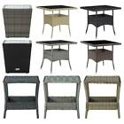 Outdoor Patio Dining Table Garden Rattan Coffee Table Sofa Side Table Furniture