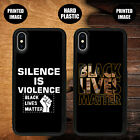 Black Lives Matter Phone Case, Justice for George Floyd IPhone Samsung Covers