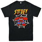 Spidey Number Day Funny T-Shirt, National Maths Day Spider-Man Marvel Superhero