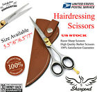 Professional Barber Hair Cutting Scissors GERMAN Shears Size 5.5 to 7' BRAND NEW