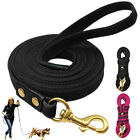 6/10/16/29ft Dog Tracking Leash Pet Dog Puppy Obedience Recall Training Agility