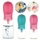 Dog Water Bottle for Walking Pet Portable Water Dispenser Outdoor Drinking Cup