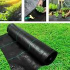 Heavy Duty Weed Control Fabric Membrane Garden Ground Cover Mat Landscape Mulch