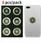 6X Anti Radiation Protector Protection Sticker EMF Quantum Shield For Cell Phone