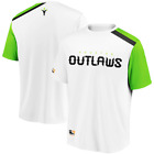 Houston Outlaws Men's Jersey Overwatch Away Jersey - White - New