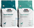 SPECIFIC (Dechra) CRD-1 Weight Reduction & CRD-2 Weight Control Dry Dog Food