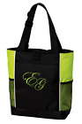Personalized Custom embroidered tote bag free LOGO