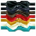 *BRAND NEW*TWISTED SOLID TUXEDO LOVELY BOYS BOWTIE B373