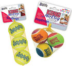 Air KONG Dog 3 MEDIUM Squeaker Tennis Balls Squeaky Toy