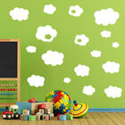 Clouds Wall Stickers Nursery Kids Decal Art Children Playroom Room Removable A29